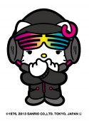 DJ HELLO KITTYの写真