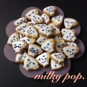 milky pop.の写真