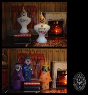 OLGA -goosecandle-「My Sweet Silly Spook!」の写真