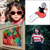 シブカル女子が渋谷の街中をポスタージャック!